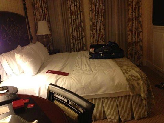 The Fairfax at Embassy Row, Washington, D.C.: Bedroom