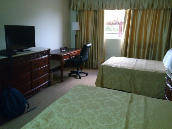 Clarion Hotel & Suites Curacao: Room view 1