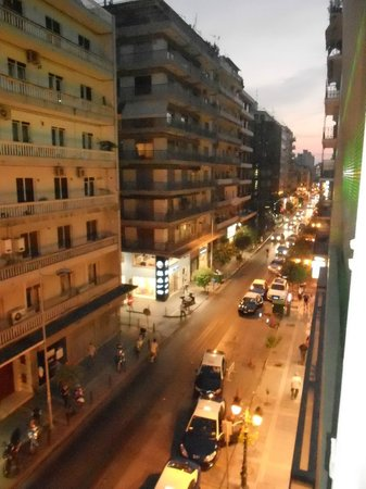Electra Palace Hotel Thessaloniki: Θέα