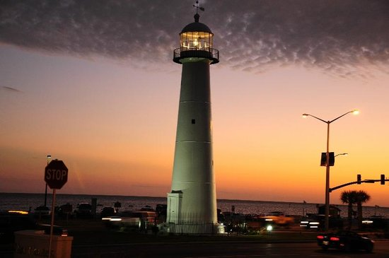 Tours Of Biloxi Ms Light House
