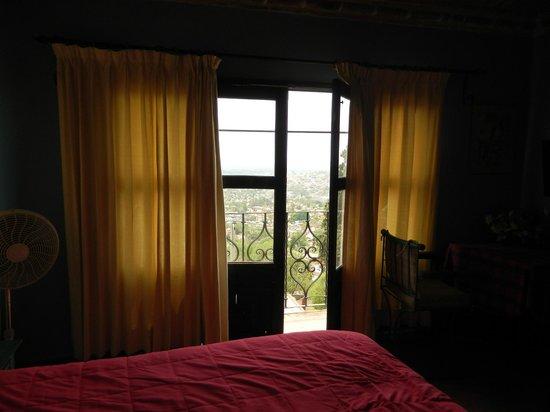 Hotel Suites El Mirador: Balcony of the room