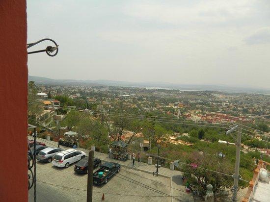Hotel Suites El Mirador: View