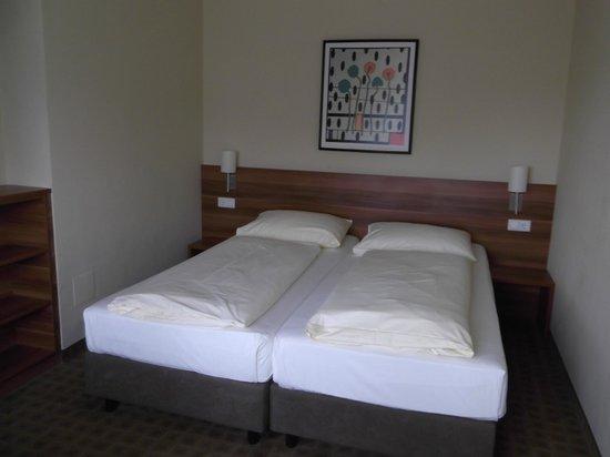 Hotel Astoria Salzburg: Comfortable beds