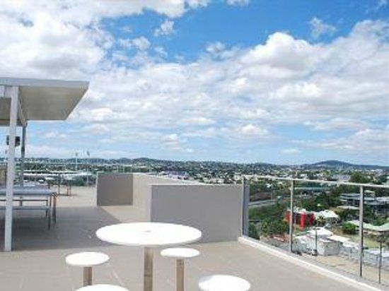 The Sebel South Brisbane: Skydeck Views.