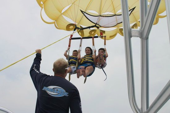 Atlantic Parasail: Can we do it again??