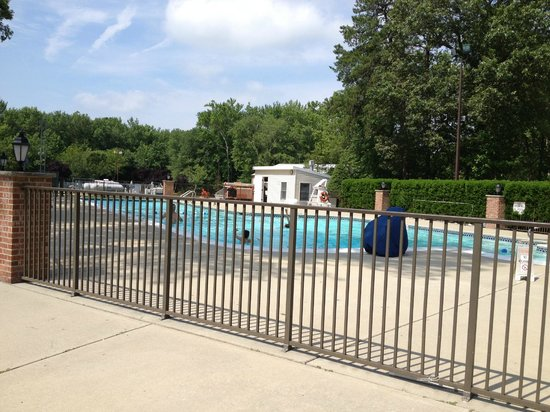 Big Timber Lake Family Camping Resort : nice pool