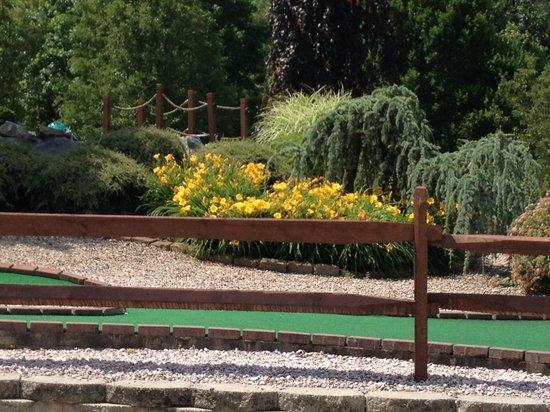 Big Timber Lake Family Camping Resort: mini golf