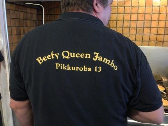 Beefy Queen: food made with love and good ingredients