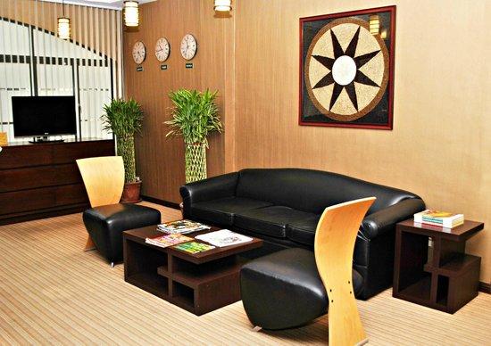 Orion Hotel: Lobby