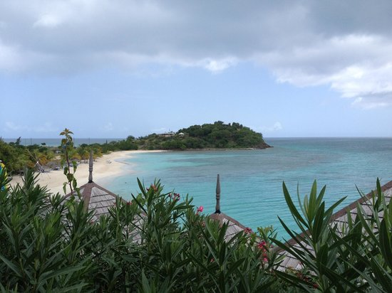 Cocobay Resort: View from the restaurant
