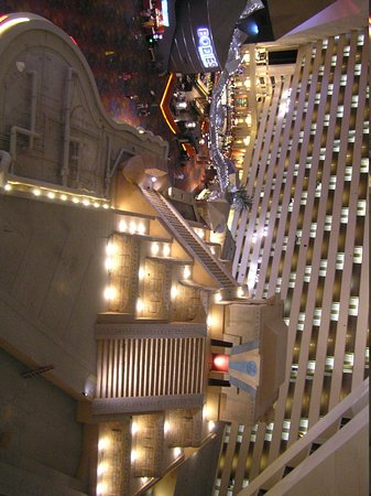 Luxor Hotel Inside Of Pyramid