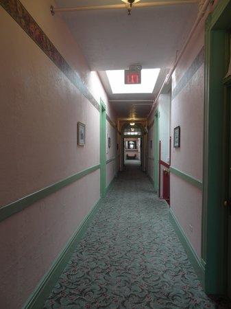 Connor Hotel of Jerome: Hallway