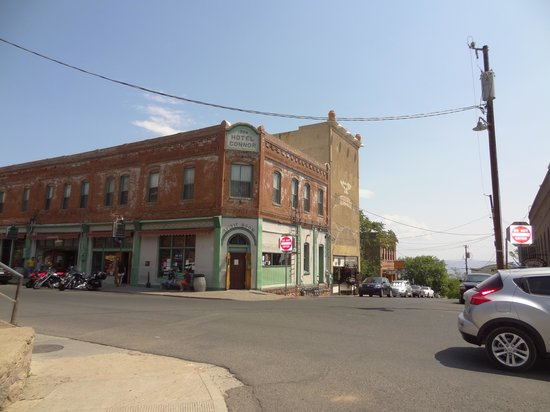 Connor Hotel of Jerome: Photo taken June 30, 2013