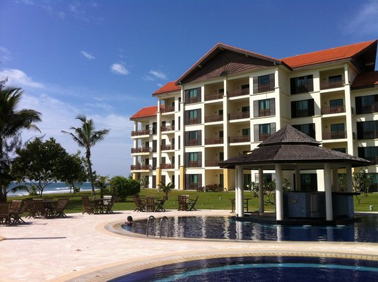Nexus Resort & Spa Karambunai: Very NIce