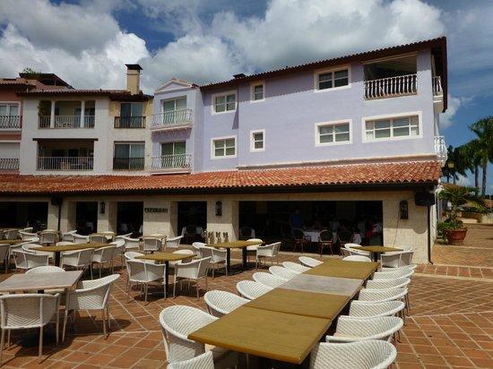Casa de Campo Resort & Villas: Peperoni's at Marina