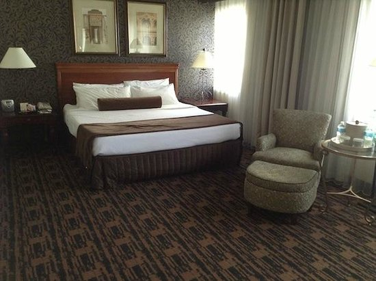 Crowne Plaza Houston Downtown: Accessible Room: King Bed