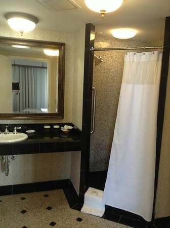 Crowne Plaza Houston Downtown: Accessible Room: Bathroom