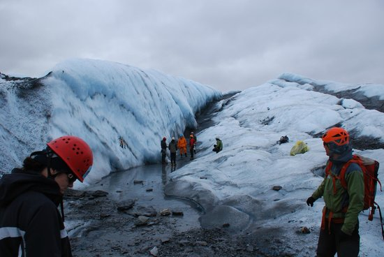 Mica Guides: Another ice climbing tour.