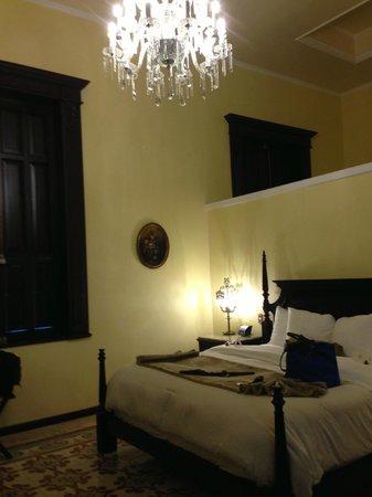 Casa Azul Hotel Monumento Historico: Bedroom