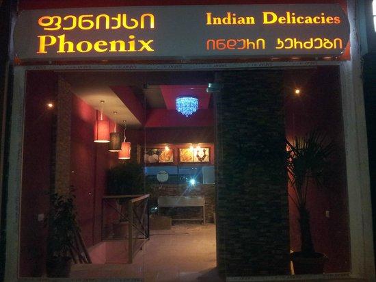 Phoenix Restaurant : our restaurant!!!