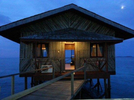 Pom Pom Island Resort & Spa: Our home on the island