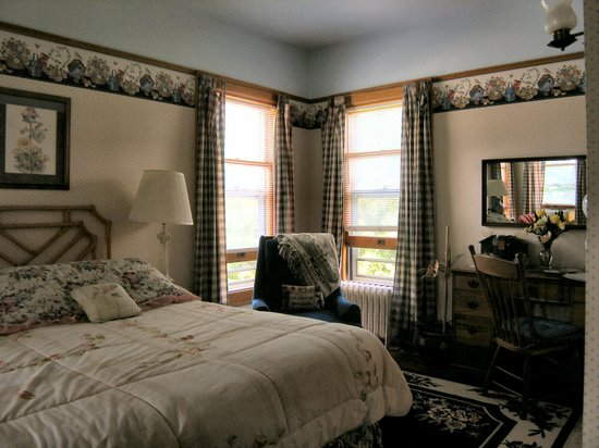 Saravilla Bed and Breakfast: Guest Room
