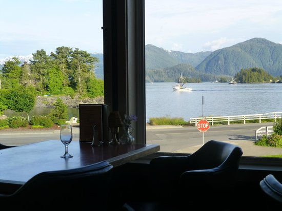 Van Winkle and Sons: View from the dinnertable