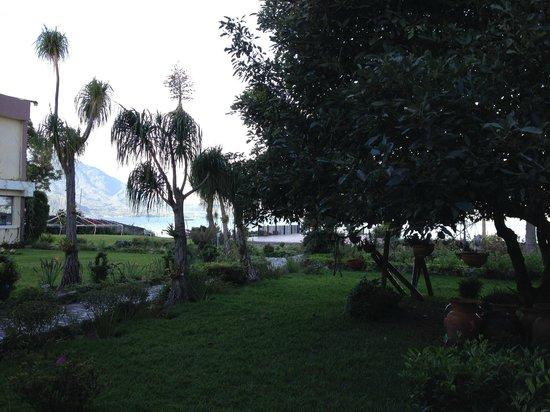 Jardines del Lago: jardines
