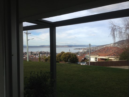 Bay View Villas : great views of the city