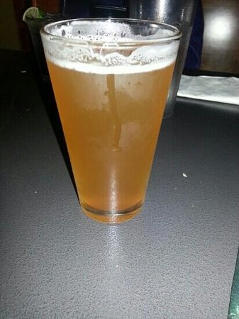 Lumberyard Brewing Company: home made weiss