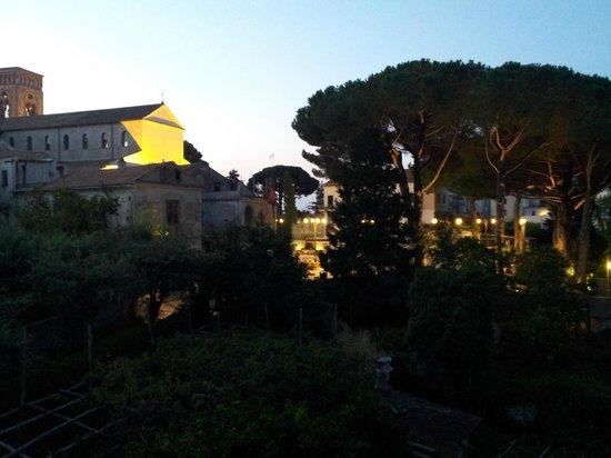 Palazzo della Marra: view from the room
