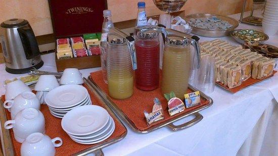 Park Hotel Residence: La colazione