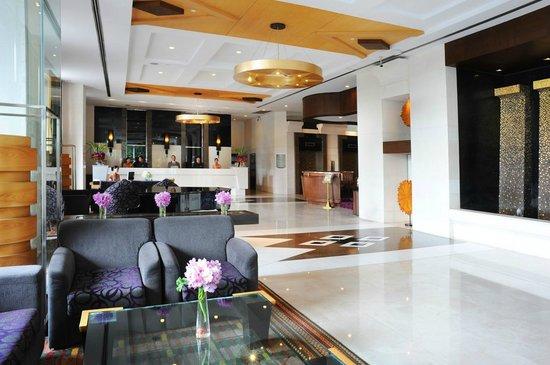 Majestic Grande Hotel: Lobby Area
