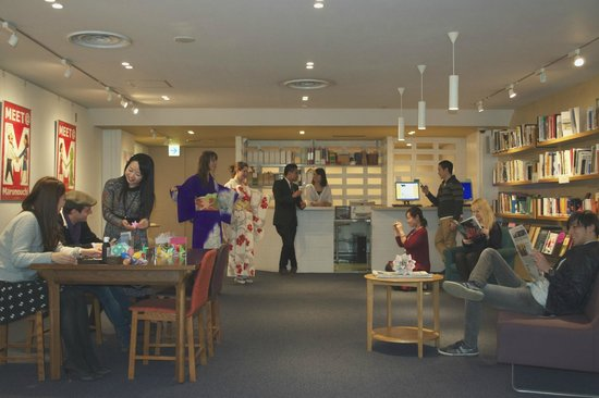 Marunouchi Cafe SEEK : Let's communicate!!