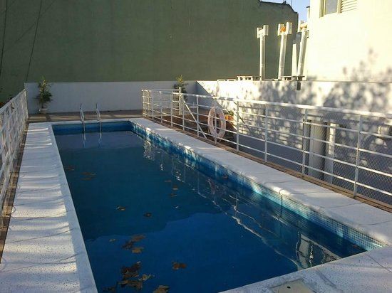 Hotel Bys Palermo : PILETA
