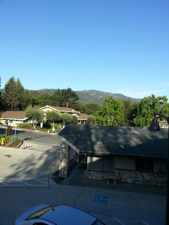 BEST WESTERN The Inn Of Los Gatos: View from balcony