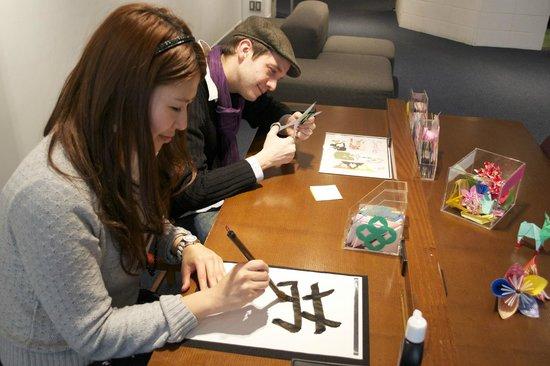 Marunouchi Cafe SEEK : Workshop