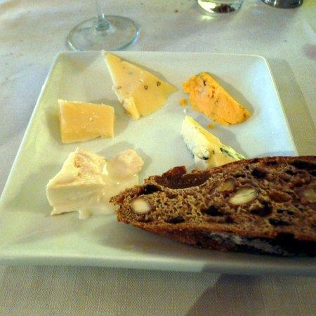 Restaurant Herberg 't Korensant: Korensant kaasbord