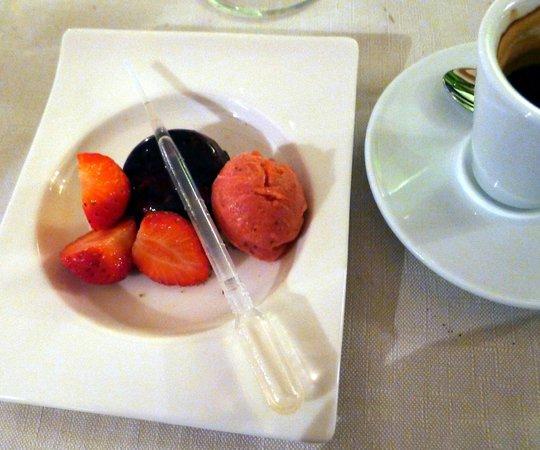 Restaurant Herberg 't Korensant: Korensant koffie en versnapering