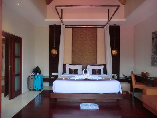 Aria Exclusive Villas and Spa: Bedroom