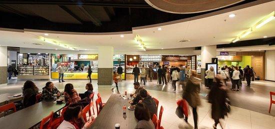 DFO South Wharf : Basement Food Court