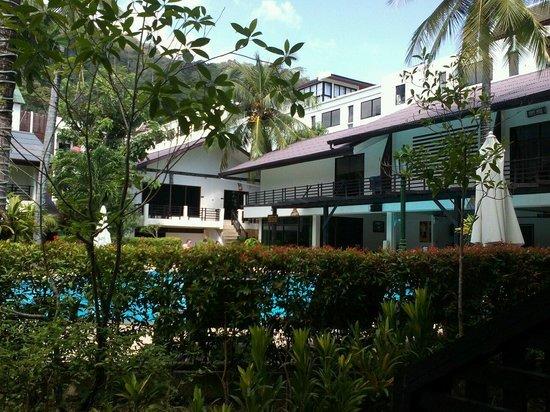 Bamboo Beach Hotel & Spa: lummigt och skönt