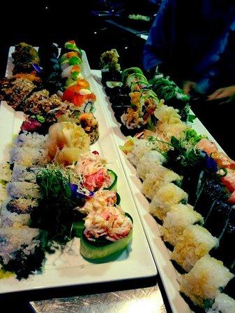 Sushi Sagrada: Perfect