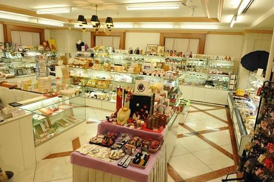 Hotel Nikko Princess Kyoto: 物産店 和小路(なごみこうじ)