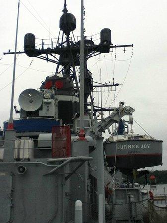 USS Turner Joy Museum Ship: USS Turner Joy