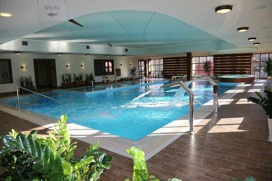 Osada Karbówko: Ostoja Wellness & Spa /swimming pool/
