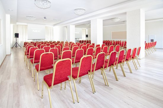 Arcadia Hotel: Conference hall