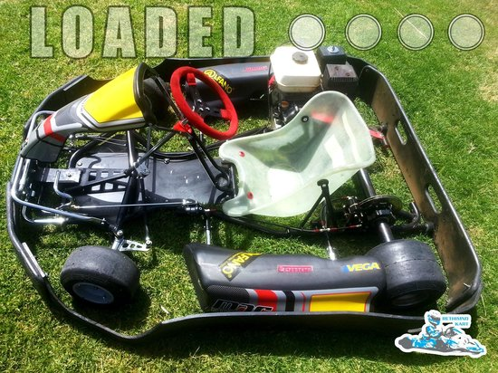 Rethimno Kart: Our new 2013 go-kart with racing chassis