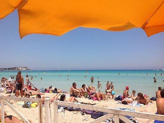 Villa Esperia Palermo : Mondello beach