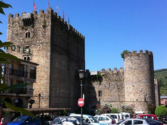 Arenas de San Pedro, España: castillo de Don Alvaro de Luna
